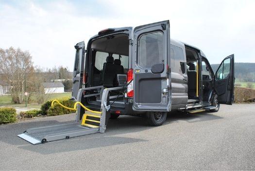 Ford Transit L3H3 - Transport collectif - Extérieur