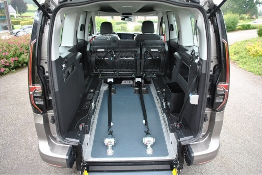 Décaissement XL pour la Volkswagen Caddy Maxi 5