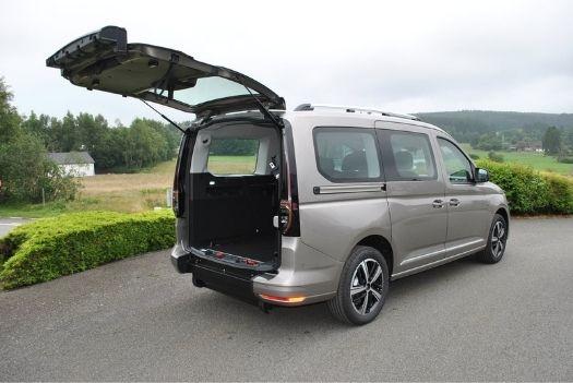 Volkswagen caddy maxi 5 - Déverrouillage automatique